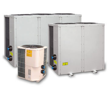 Heating - Cooling Units